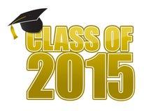 Graduation 2015 Stock Photo