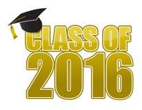 Graduation 2016 Royalty Free Stock Photography