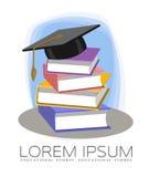 Graduation icon Stock Image