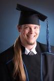 Graduation man Stock Photo