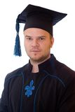 Graduation man Royalty Free Stock Images