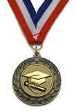 Graduation Medal Royalty Free Stock Photo