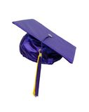 Graduation mortar board Royalty Free Stock Images