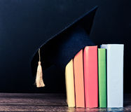 Graduation mortarboard Royalty Free Stock Photo