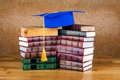 Graduation mortarboard Stock Photo
