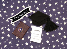 Graduation Objects Stock Images