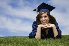 Graduation Portrait Royalty Free Stock Images