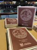 Graduation Program Royalty Free Stock Photos