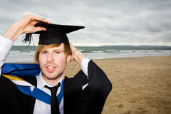 Graduation student Stock Photos