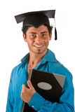 Graduation student Stock Photography