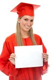 Graduation student Stock Images