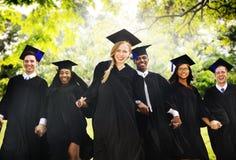 Graduation Student Commencement University Degree Concept stock photos
