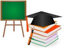 Graduation study Royalty Free Stock Photography
