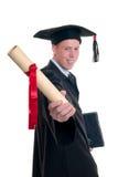 Graduation teen Royalty Free Stock Image
