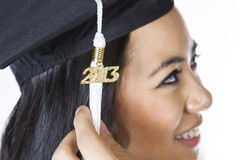 Graduation Year 2013 Royalty Free Stock Photography