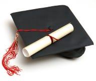 Graduazione Fotografia Stock Libera da Diritti