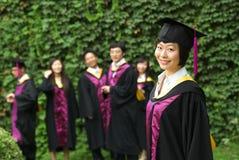 Graduazione Immagine Stock Libera da Diritti