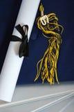graduazione 2007 Immagini Stock