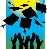 Graduazione Fotografie Stock