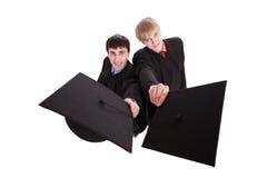 Graduazione Fotografie Stock Libere da Diritti