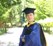Graduazione dell'allievo Immagine Stock Libera da Diritti