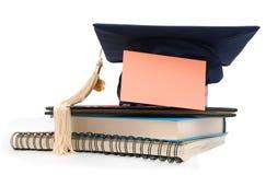 Graduazione educativa Fotografia Stock Libera da Diritti