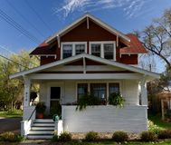 Grady Bungalow Royalty Free Stock Images