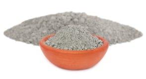 Grady cement powder Stock Image