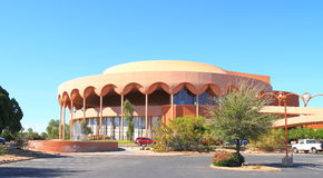 USA, Arizona/Tempe:F. L.Wright Building - Gammage  Stock Image