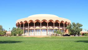 Frank Lloyd Wright: Gammage audytorium, Tempe, AZ Obraz Royalty Free