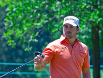 Graeme McDowell at the 2011 US Open. Royalty Free Stock Images