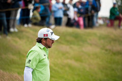 Graeme Mcdowell British Open Sandwich 2011 Royalty-vrije Stock Foto's
