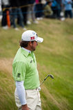 Graeme Mcdowell   British Open Sandwich 2011 Royalty Free Stock Photo