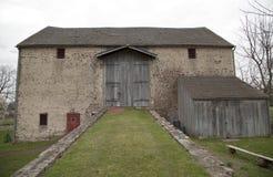 Graeme Park colonial farm stock images