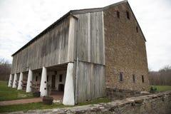 Graeme Park-Colonialbauernhof Lizenzfreies Stockfoto