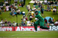 Graeme Smith. South Africa vs England 2 nd MTN ODI played at Supersport Park Centurion South Africa  Graeme Smith  of the Proteas team in action Royalty Free Stock Images