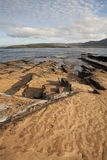 Graemsay and Hoy Islands Royalty Free Stock Images