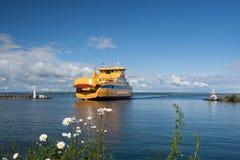 Graenna, Joenkoeping, Suécia Imagens de Stock Royalty Free