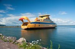 Graenna, Joenkoeping, Suède Photographie stock libre de droits