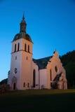 Graenna Kyrkan Church, Joenkoeping, Sweden Royalty Free Stock Photography