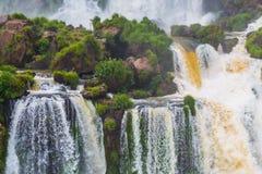 The graet Iguzu falls Stock Images