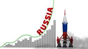 Grafen av Ryssland framgång