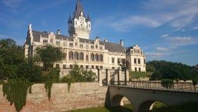 Grafenegg城堡 免版税图库摄影