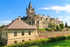 Grafenegg Castle near Vienna, Lower Austria Stock Photography