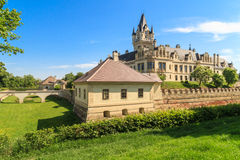 Grafenegg Castle near Vienna, Lower Austria Stock Photos