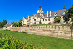 Grafenegg Castle near Vienna, Lower Austria Stock Image