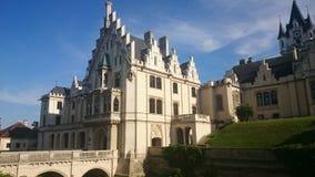 Grafenegg-Schloss Lizenzfreies Stockfoto