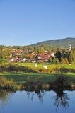 Grafenwiesen,Bavarian Forest Royalty Free Stock Photo