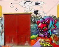 Graff Стоковая Фотография
