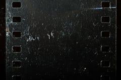 Graffi del film del grano immagini stock libere da diritti